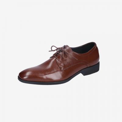 Giày Tây Da Nam DVM258770NAD (Nâu Đậm)*