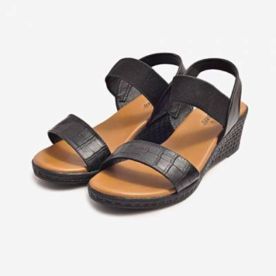Sandal TPR Nữ Biti's DTW010588DEN (Đen)*