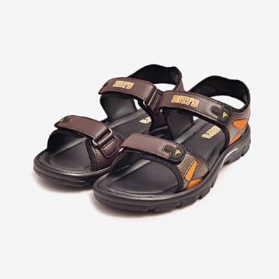 Sandal PU Bé Trai Biti's DPB058700NAU (Nâu)*