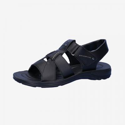 Sandal PU Nam Biti's DPM029044DEN (Đen)*