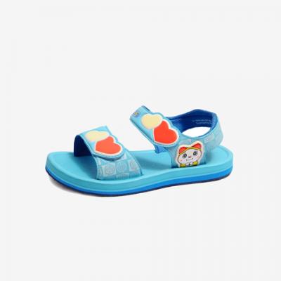 Sandal Xốp Bé Gái Biti's Doraemon DXG000622XDG (Xanh Dương)*