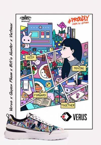 Verus 01 - Vietnamese Canvas of Pride (Man)