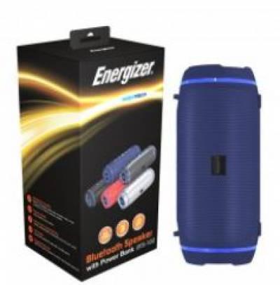 Loa Bluetooth Energizer Kiêm Pin Sạc Dự Phòng BTS-102