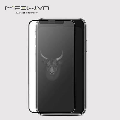 Dán Cường Lực Chống Nhìn Trộm Mipow Kingbull Iphone 12 Pro Max (BJ209)