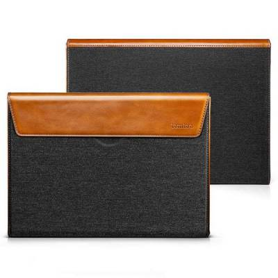 Túi chống sốc Tomtoc Premium Leather 13inch (H15-C02Y)