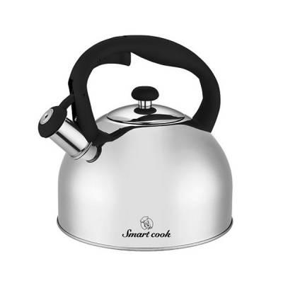 Ấm đun nước inox cao cấp Smartcook 2.5L SM 3374