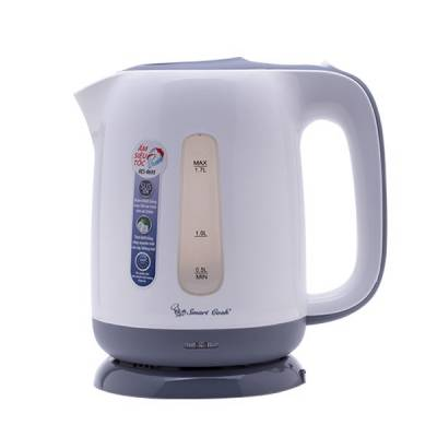 Ấm đun nước siêu tốc Smartcook 1,7L KES 0695