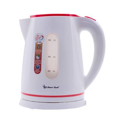 Ấm đun nước siêu tốc Smartcook 1,8L KES 0696