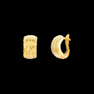 Bông tai Vàng Ý 18K PNJ 0000Y060130