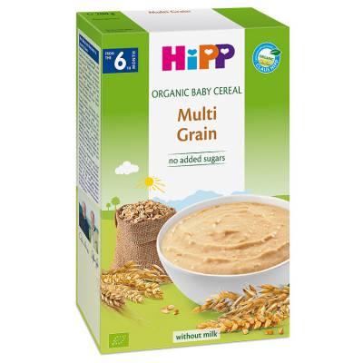 Bột dinh dưỡng Hipp ngũ cốc tổng hợp (không sữa) 200g, từ 6 tháng