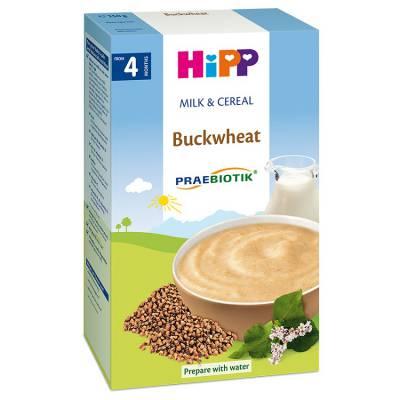 Bột dinh dưỡng Hipp sữa kiều mạch bổ sung Probiotik (từ 4 tháng)