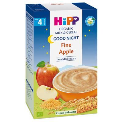 Bột dinh dưỡng Hipp sữa chúc ngủ ngon Táo Tây 250g