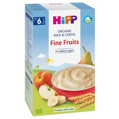 Bột dinh dưỡng Hipp sữa hoa quả tổng hợp 250g, từ 6 tháng
