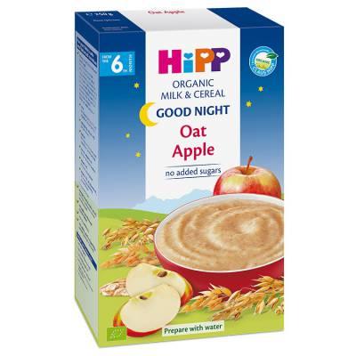 Bột dinh dưỡng Hipp sữa chúc ngủ ngon Yến Mạch 250g