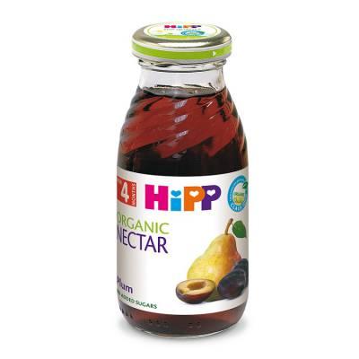 Nước ép hoa quả siêu sạch HiPP mận tây 200ml