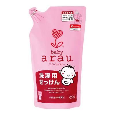 Nước giặt đồ cho trẻ Arau Baby loại túi 720ml