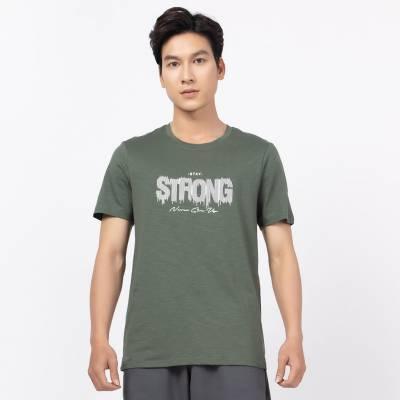 Áo T-shirt Nam in STRONG TS170M0