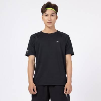 Áo T-shirt Nam phối họa tiết in da rắn TS165M1