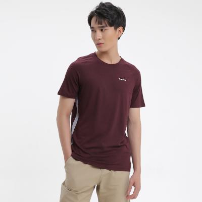 Áo T-shirt Nam sọc bên sườn TS109M1