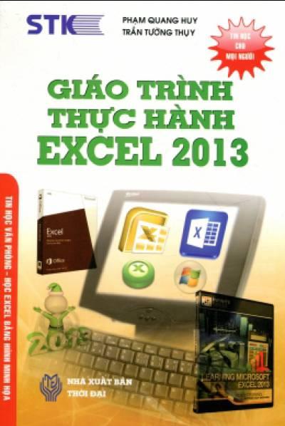 Giáo Trình Thực Hành Excel 2013