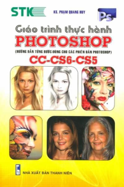 Giáo Trình Thực Hành Photoshop CC-CS6-CS5
