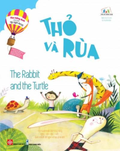 Học Tiếng Anh Cùng Truyện Ngụ Ngôn Aesop - Thỏ Và Rùa (Song Ngữ)