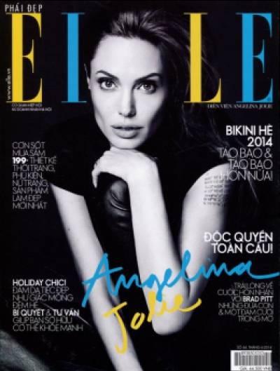 Phái Đẹp - Elle - Số 44 (Tháng 6/2014)