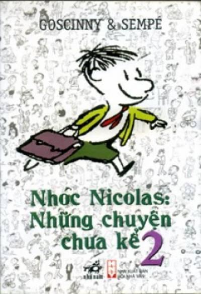Nhóc Nicolas: Những Chuyện Chưa Kể - Tập 2 (Tái Bản 2020)