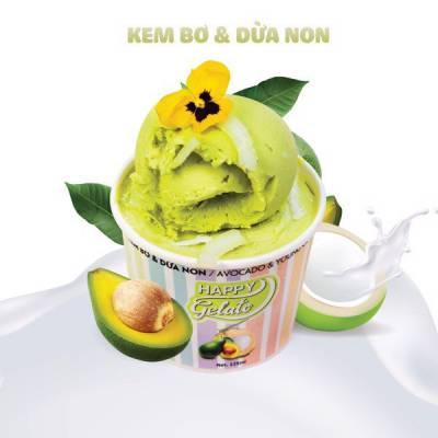 Kem Bơ Dừa Non 125ml