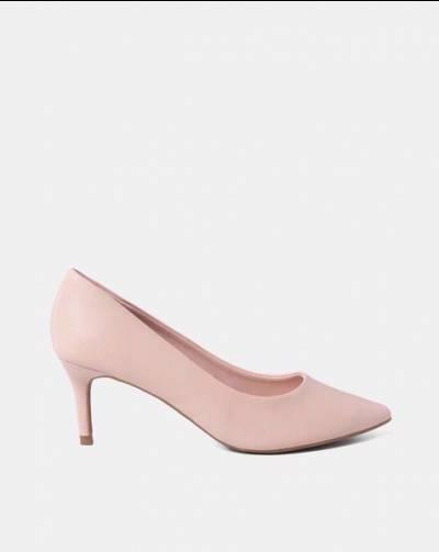 Giày cao gót mũi nhọn gót thanh