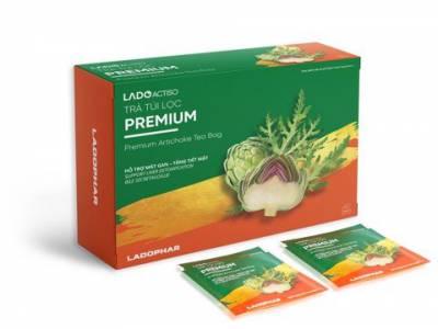 Trà Actiso túi lọc Premium - Hộp 100 túi lọc