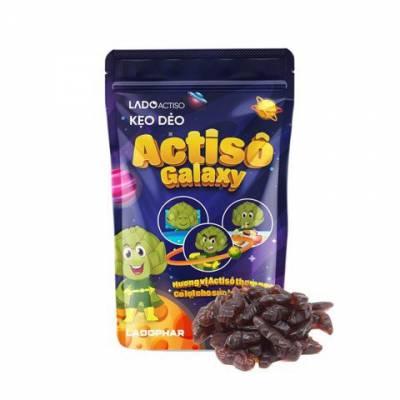Kẹo Dẻo Actisô Galaxy - Gói 80g