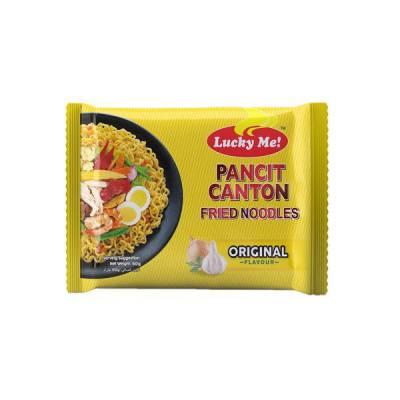 Thùng 72 gói mì xào Pancit Canton hương vị truyền thống Lucky Me 60g