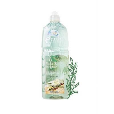 Nước lau nhà Earth Choice Úc 1L gốc thực vật thơm tinh dầu bạch đàn