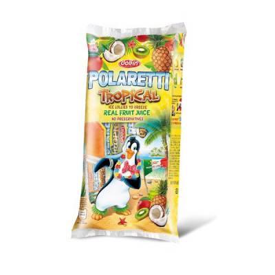 Nước kem trái cây nhiệt đới Polaretti 10 x 40ml