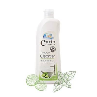 Nước tẩy dạng kem gốc thực vật Earth Choice 375ml