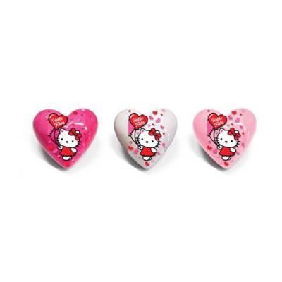 Kẹo trái tim đồ chơi Hello Kitty Relkon