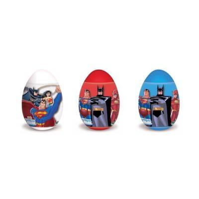 Kẹo trứng đồ chơi Justice League Relkon
