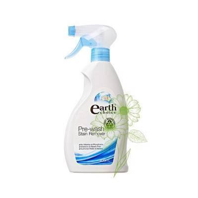 Nước tẩy quần áo gốc thực vật hương cỏ và dừa Earth Choice 400ml