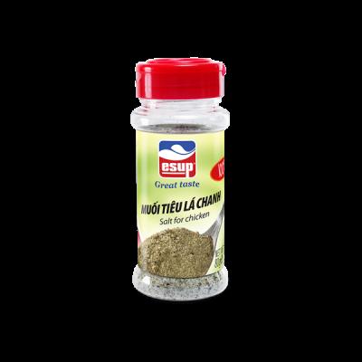 Muối tiêu lá chanh Esup 80g