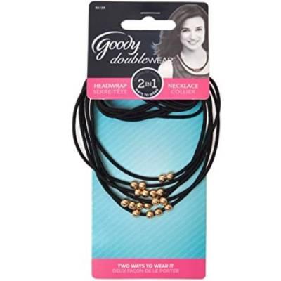 Băng đô cài tóc nhiều sợi Multi strand, kết hợp làm dây chuyền thời trang