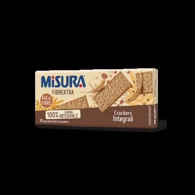Bánh qui lúa mì giòn Misura 385g