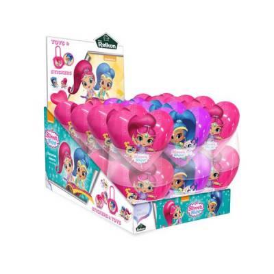 Hộp 24 bộ kẹo Trứng đồ chơi Justice League Relkon
