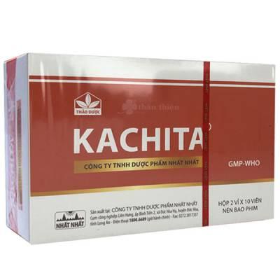 Yêu thích Thuốc Kachita Nhất Nhất, giúp thanh nhiệt, giải độc, chống viêm và tiêu sưng