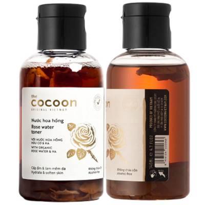 Yêu thích Nước hoa hồng Cocoon Rose water toner, cấp ẩm sâu cho da