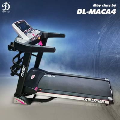 Máy chạy bộ điện DL MACA4 (Wifi)