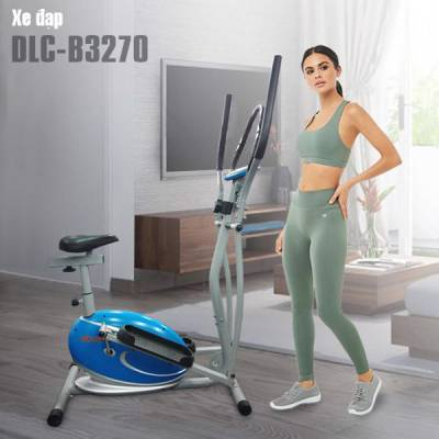 Xe đạp đa năng DLC B3270