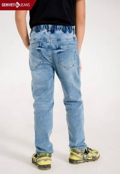 N1103J1904 - Quần Dài Jeans Bé Trai Basic