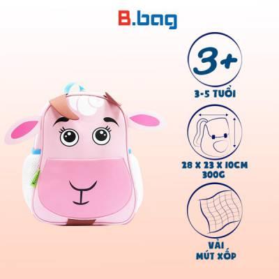 Balo Mùi B-12-044 màu hồng