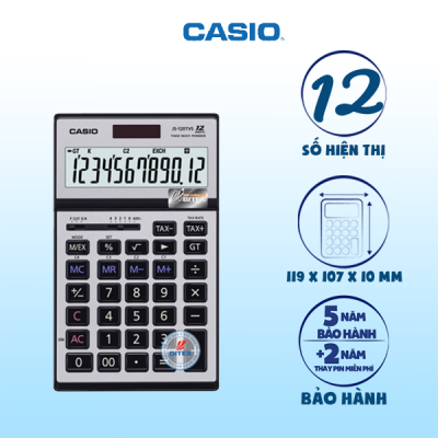 Máy tính Casio JS-120TVS Hiệu Suất Cao